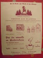 Publicité Produfrance Herboristerie. Laboratoire Velay. Le Puy-en-Velay Vers 1970 - Publicités