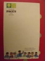 Publicité Verveine Du Velay, La Liqueur Digestive. Liqueurs Pagès. Vers 1970 - Publicités
