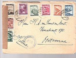 1947 Censor > Wien B.A.J. Voorst Van Beest . Oostvoorne (469) - Cartas