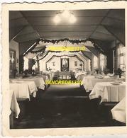 WW2 PHOTO ORIGINALE ALLEMANDE Cantine Construite En 1941 à FERMAINCOURT CHERIZY Près Anet Dreux EURE ET LOIR 28 - 1939-45