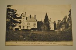 78 Yvelines Le Tremblay Sur Mauldre Le Chateau Côté Nord - Frankreich