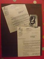 12 Planches D'un Catalogue De Représentant Marcel Jost, Produits Publicitaires En Photos. Essence Bière Boissons.. - Publicités