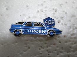 PIN'S   CITROEN  AGF  XM - Citroën