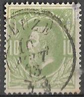 8S-733: N° 30: Dc: :LEUZE - 1869-1883 Leopold II