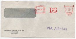 SURINAME - DE SURINAAMSCHE BANK N.V./ PARAMARIBO RED METER / EMA 1980 - Suriname