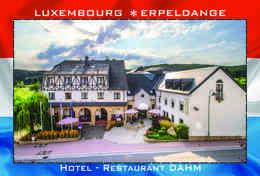 Carte Postale, REPRODUCTION, Erpeldange (4), Diekirch, Luxembourg - Bâtiments & Architecture