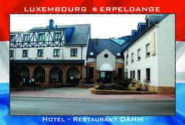 Carte Postale, REPRODUCTION, Erpeldange (8), Diekirch, Luxembourg - Bâtiments & Architecture