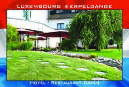 Carte Postale, REPRODUCTION, Erpeldange (9), Diekirch, Luxembourg - Bâtiments & Architecture