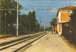 08/FG/18 - AVELLINO - S. MARTINO VALLE CAUDINA: Interno Stazione Ferroviaria - Avellino