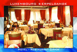 Carte Postale, REPRODUCTION, Erpeldange (12), Diekirch, Luxembourg - Bâtiments & Architecture