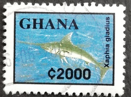 Ghana 2005 Definitive  USED - Ghana (1957-...)