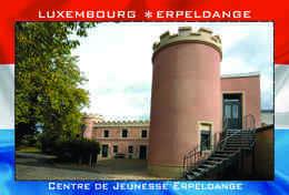 Carte Postale, REPRODUCTION, Erpeldange (19), Diekirch, Luxembourg - Bâtiments & Architecture