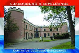 Carte Postale, REPRODUCTION, Erpeldange (20), Diekirch, Luxembourg - Bâtiments & Architecture