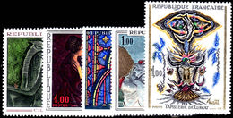 France 1966 French Art Unmounted Mint. - France