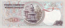 TURKEY P. 188 50 L 1976 UNC - Turquie