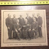 ANNEES 20/30 LE VIEUX COMITE DES FETES DE FIVES SAINT MAURICE - Collections
