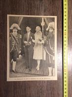 ANNEES 20/30 MARIAGE DE THIRIEZ ET DERVILLE - Collections
