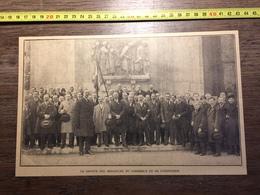 ANNEES 20/30 LE GROUPE DES MEDAILLES DU COMMERCE ET DE L INDUSTRIE - Collections