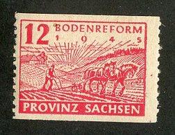 W-9838 Ost Sachsen Mi.#86C* ( Cat.5.00 € )  Offers Welcome-over 61000 Items! - Zone Soviétique