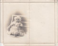 Bébé  Carte Lettre - Babies