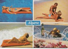 PORTUGAL- Algarve - Apanhar Banhos De Sol. - Faro