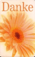 TARJETA TELEFONICA DE ALEMANIA. DANKE. P24 09.97 (234) - Flores