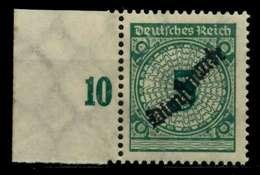 D-REICH DIENST Nr 100 Postfrisch SRA X6F2212 - Dienstpost