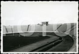 1969 REAL ORIGINAL AMATEUR PHOTO FOTO ESTADIO FUTEBOL SOCCER STADIUM MOÇAMBIQUE MOZAMBIQUE AFRICA AFRIQUE - Sport