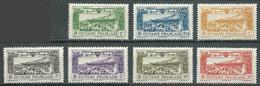 Guyane Poste Aérienne YT N°11/18 (sauf 11) Vue De Cayenne Neuf/charnière * - Ungebraucht