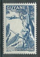 Guyane Poste Aérienne YT N°25 Neuf/charnière * - Guyane Française (1886-1949)