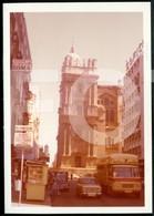 1974 REAL ORIGINAL AMATEUR PHOTO FOTO SEAT 850 MALAGA ESPANA SPAIN - Auto's