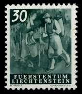 LIECHTENSTEIN 1951 Nr 294 Postfrisch X6FE152 - Liechtenstein