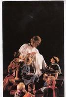 JESUS CHRIST Teaching, The New Hill Cumorah Pageant, Unused Postcard [22423] - Jesus