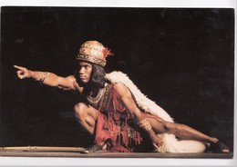 SAMUEL, A Lamanite, The New Hill Cumorah Pageant, Unused Postcard [22425] - Christianity