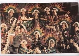 THE LAMANITE DANCERS, The New Hill Cumorah Pageant, Unused Postcard [22432] - Christianity