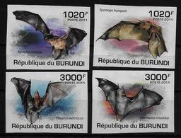 BURUNDI  N°  1197/00 * *  NON DENTELE    Chauve Souris - Chauve-souris