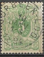8S-728: N° 45:  E9: CORBEEK-LOO - 1869-1888 Lion Couché