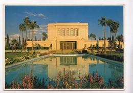 Church Of Jesus Christ Of Latter-Day Saints, Mesa Arizona Temple, Used Postcard [22442] - Mesa