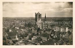 73342236 Ypres_Ypern_West_Vlaanderen Panorama Cathédrale Ypres_Ypern - Belgique