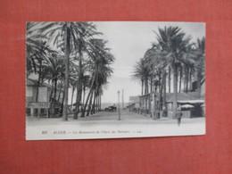 Algeria > Cities > Algiers        Restaurants De Oasis Des Palmiers Crease  Ref 3103 - Algiers