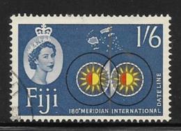 Fiji Scott # 183 Used Int. Date Line, 1962 - Fiji (...-1970)
