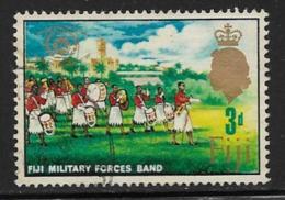 Fiji Scott # 229 Used Military Band, 1967 - Fiji (...-1970)