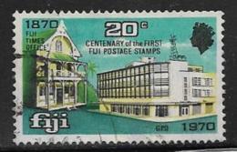 Fiji Scott # 303 Used G.P.O Suva, 1970 - Fiji (1970-...)