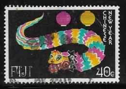 Fiji Scott # 396 Used Chinese New Year, 1978 - Fiji (1970-...)