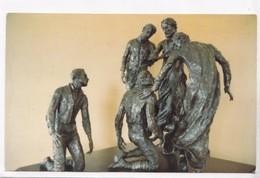 MELCHIZEDEK PRIESTHOOD RESTORATION, Bronze Sculpture, Unused Postcard [22453] - Christianity