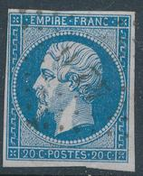 N°14 NUANCE ET OBLITERATION.4200 INDICE 14 - 1853-1860 Napoléon III