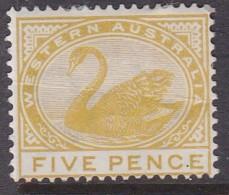 Western Australia 1892 P.14 SG 99 Used - 1854-1912 Western Australia