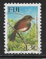 Fiji Scott # 730 Used Bird,1995 - Fiji (1970-...)