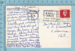 "Post Mark -Flame,  R.P.C.L.I.   JUBILEE 1914-1964, ""Princess Patricia's Canadian Light Infantry"" - Erinnophilie"