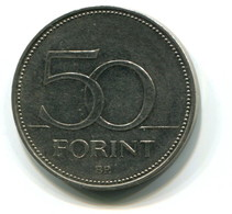 2014 Hungary 50 Forint Coin - Ungarn
